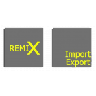 Remix Import Export